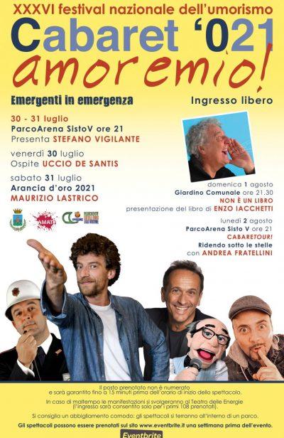 Cabaretamoremio2021